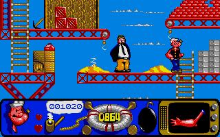 Screenshot of Popeye 2