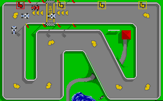 Screenshot of Radio Controlled Racer