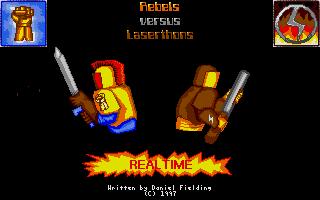 Thumbnail of other screenshot of Rebels versus Laserthons - Realtime