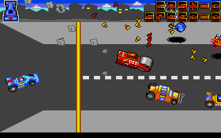 Thumbnail of other screenshot of Roadkill 2