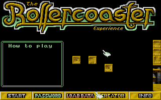 Screenshot of Rollercoaster Experience, The