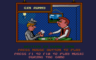 Thumbnail of other screenshot of Gin Rummy