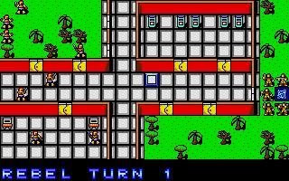 Thumbnail of other screenshot of Rebels versus Laserthons