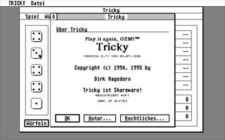 Screenshot of Tricky