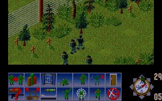 Screenshot of Sabre Team