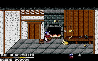 Screenshot of Spikey In Transylvania