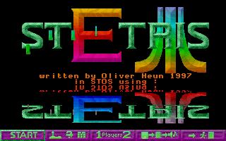 Screenshot of Stetris