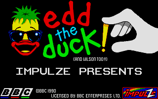 Thumbnail of other screenshot of Edd the Duck!