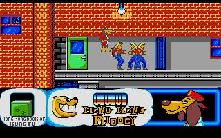 Thumbnail of other screenshot of Hong Kong Phooey