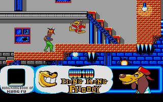 Screenshot of Hong Kong Phooey
