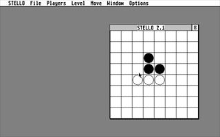 Screenshot of Stello
