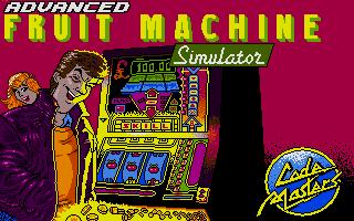 Screenshot of Advanced Fruit Machine Simulator