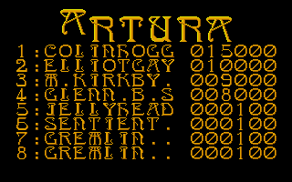 Thumbnail of other screenshot of Artura