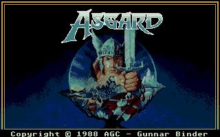 Screenshot of Asgard