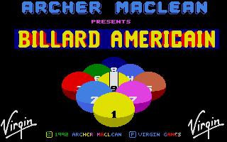 Thumbnail of other screenshot of Billard Americain