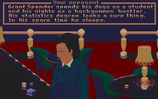 Screenshot of Backgammon Royale