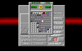 Screenshot of Bang