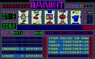 Screenshot of Bank-it