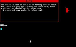Screenshot of Beyond Zork
