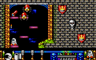 Screenshot of Blinkys Scary School