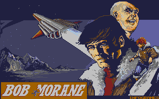 Thumbnail of other screenshot of Bob Morane - Science-Fiction