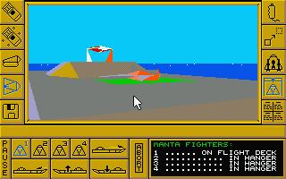 Screenshot of Carrier Command