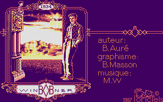 Screenshot of Bob Winner