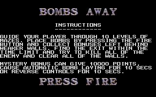 Thumbnail of other screenshot of Bombs Away