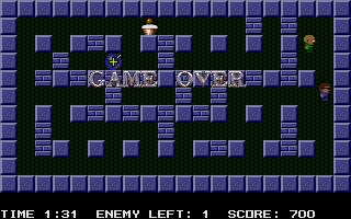 Screenshot of Bombs Away