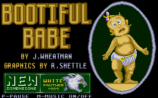 Thumbnail of other screenshot of Bootiful Babe