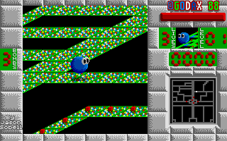 Screenshot of Bounce Out