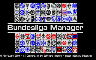 Thumbnail of other screenshot of Bundesliga Manager