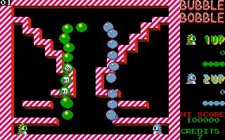 Thumbnail of other screenshot of Bubble Bobble - Extended Screens 2