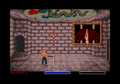 Screenshot of Chambers of Shaolin