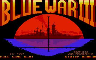Screenshot of Blue War 3
