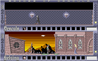 Screenshot of Brides of Dracula