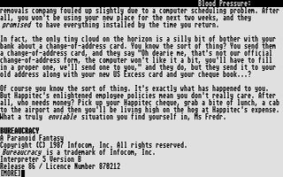 Screenshot of Bureaucracy