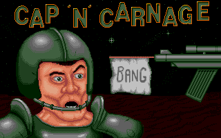 Thumbnail of other screenshot of Captain Carnage