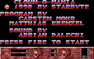 Thumbnail of other screenshot of Clown-O-Mania