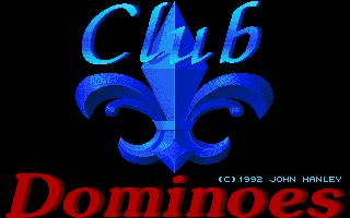 Screenshot of Club Dominoes