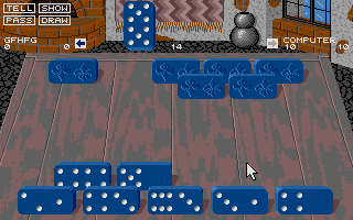 Thumbnail of other screenshot of Club Dominoes
