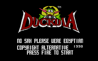 Thumbnail of other screenshot of Count Duckula