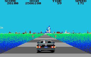 Screenshot of Crazy Cars