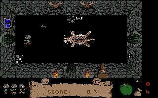 Screenshot of Creepy