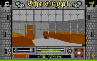 Thumbnail of other screenshot of Castle Master 2 - The Crypt