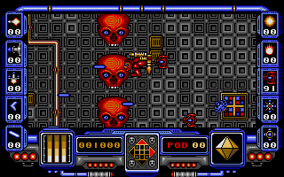 Screenshot of Custodian