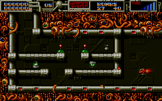 Thumbnail of other screenshot of Cybernoid II - The Revenge