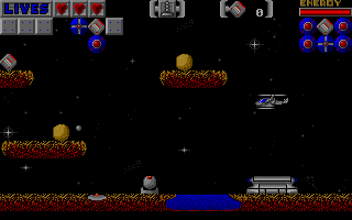 Screenshot of Cybermind - Planet of Riddle