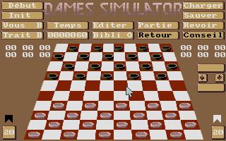 Thumbnail of other screenshot of Dames Simulator