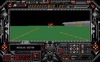 Screenshot of Dark Side